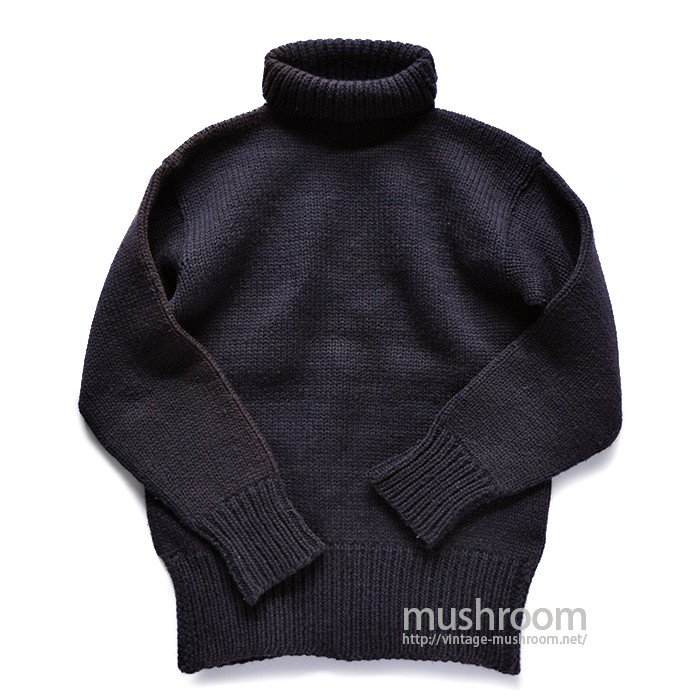 SPALDING TURTLE-NECK SWEATER