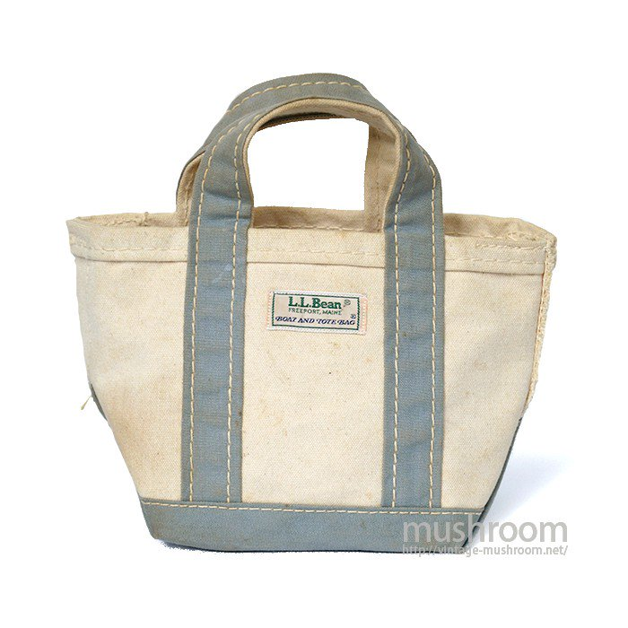 L.L.BEAN TOTE BAG( MINI )