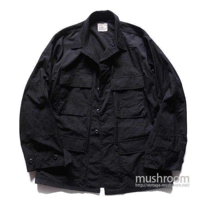 U.S.ARMY BDU JACKET( BLACK/MINT )