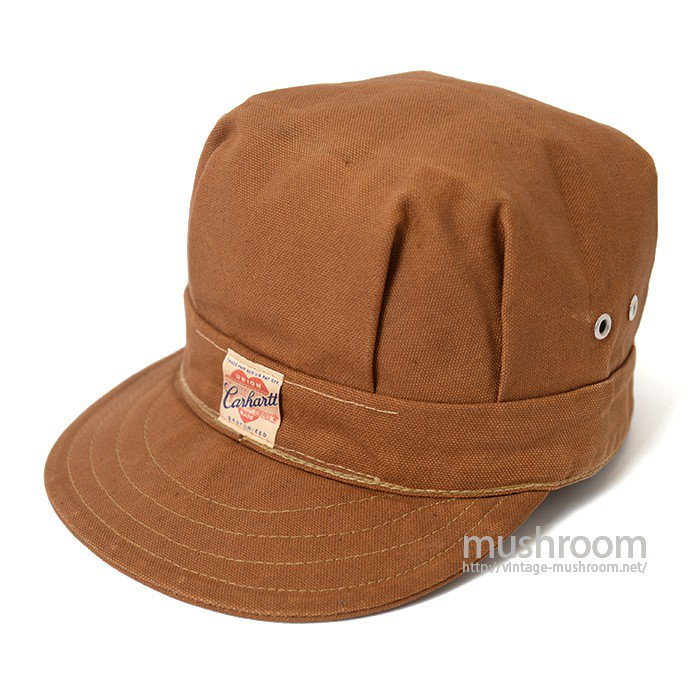 CARHARTT BROWN DUCK WORK CAP