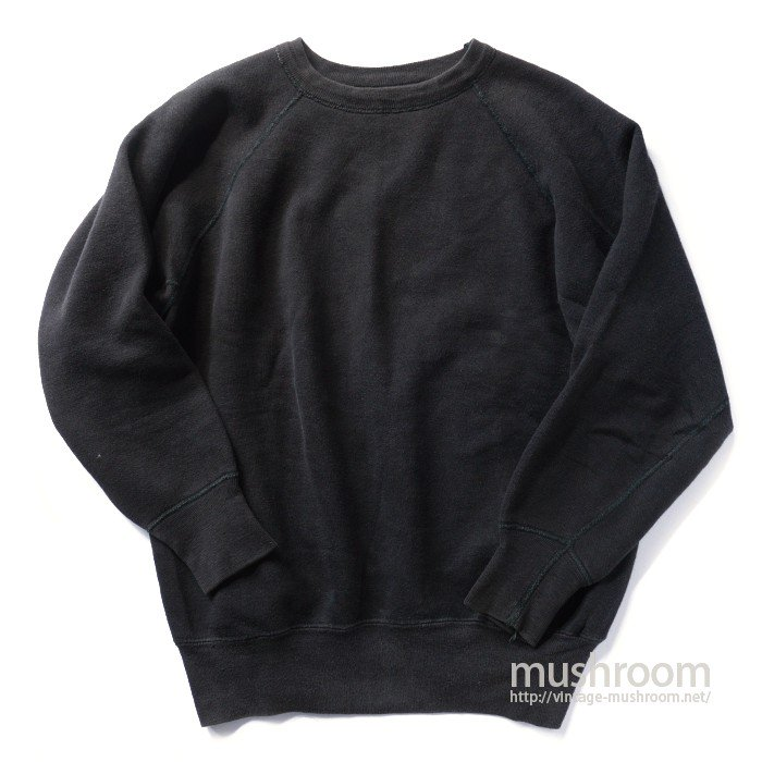 OLD BLACK PLAIN SWEAT SHIRT