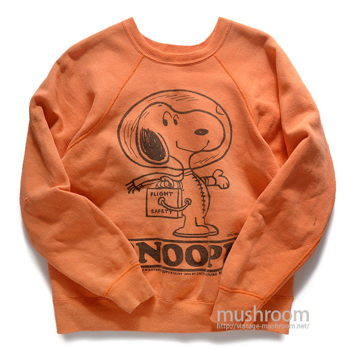 SNOOPY ASTRONAUTS SWEAT SHIRT