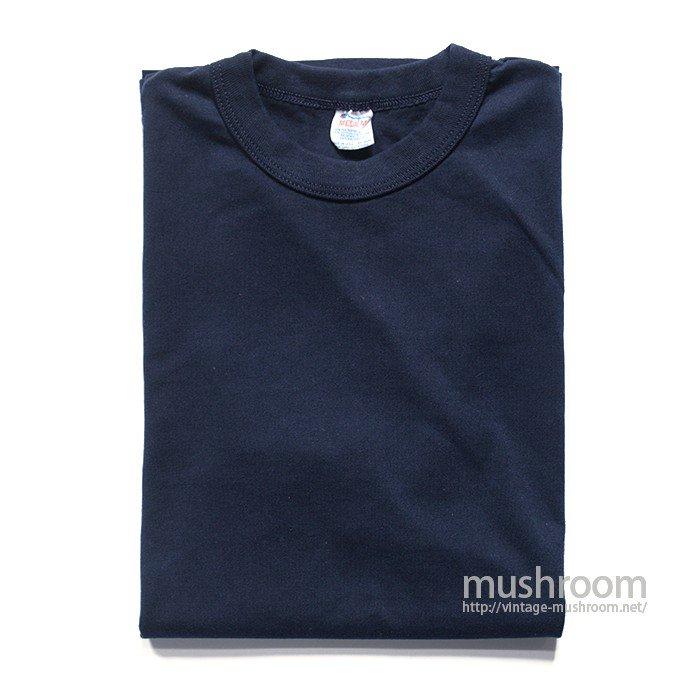 CHAMPION PLAIN T-SHIRT( M/UNUSED )