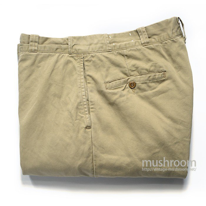 ARMY CLOTH WORK TROUSER
