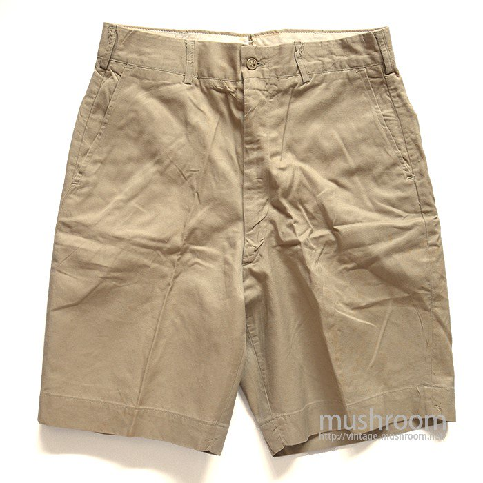 U.S.AIRFORCE  CHINO SHORTS( W32R/DEADSTOCK )