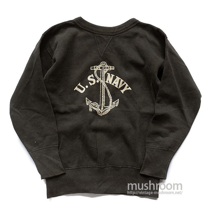 U.S.N SINGLE V SWEAT SHIRT