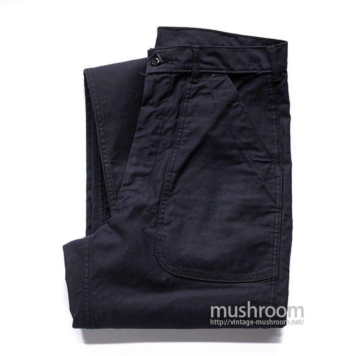 U.S.NAVY UTILITY COTTON TROUSERS( 30R )
