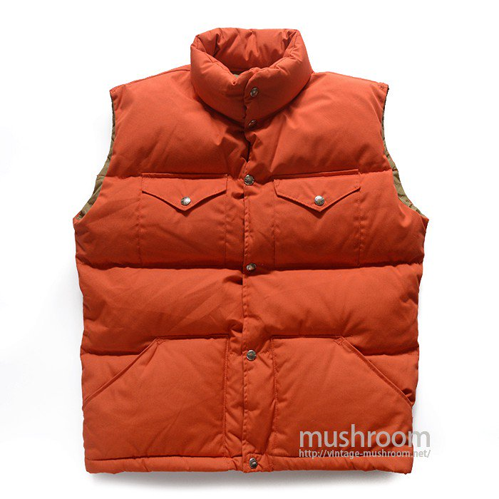 THE NORTH FACE DOWN VEST( M/DEADSTOCK )