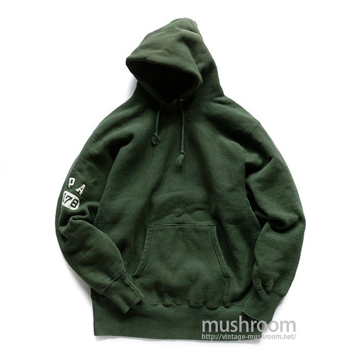 CHAMPION REVERSE WEAVE HOODY( ONE-COLOR TAG )