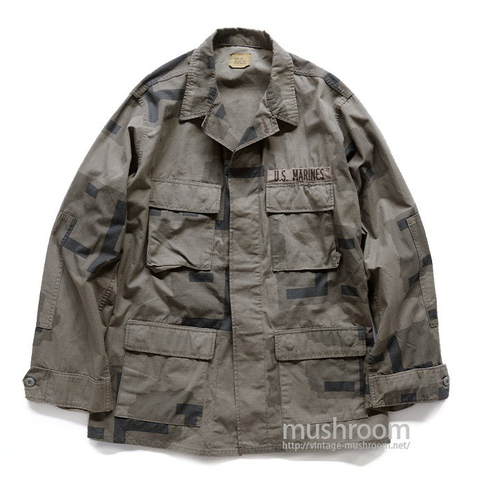 USMC EXPERIMENTAL T-PATTERN BDU JACKET( MINT )