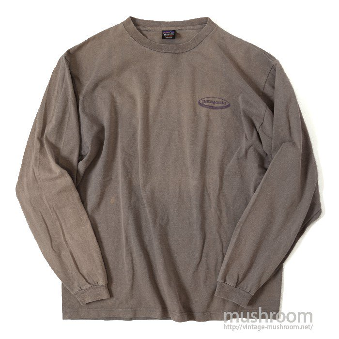 OLD PATAGONIA LONG-SLEEVE T-SHIRT