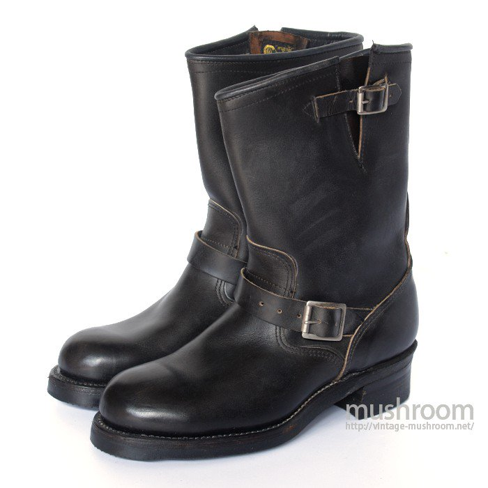 CHIPPEWA ENGINEER BOOTS( DEADSTOCK )