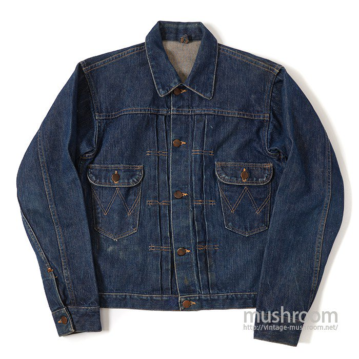 WRANGLER 111MJ PROTO TYPE DENIM JACKET