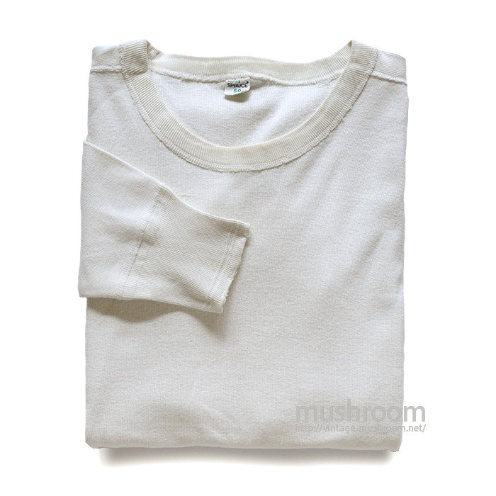 SPRUCE LONG-SLEEVE COTTON T-SHIRT