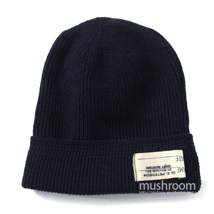 WW2 U.S.NAVY KNIT CAP( MINT )