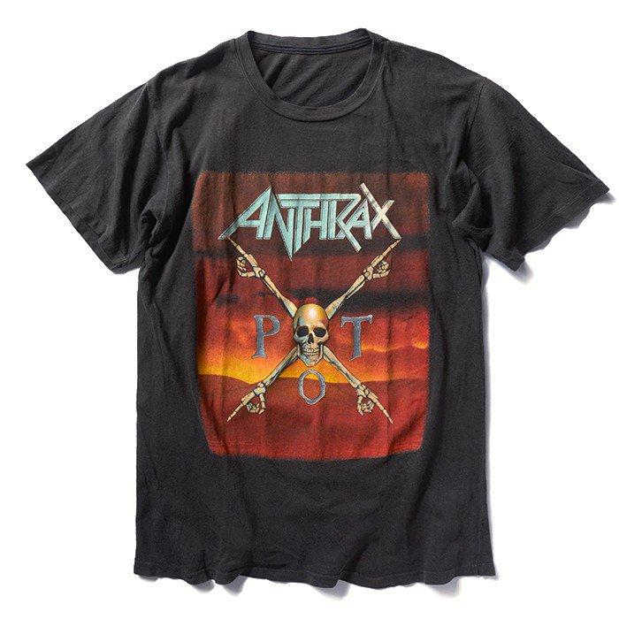 ANTHRAX TOUR T-SHIRT