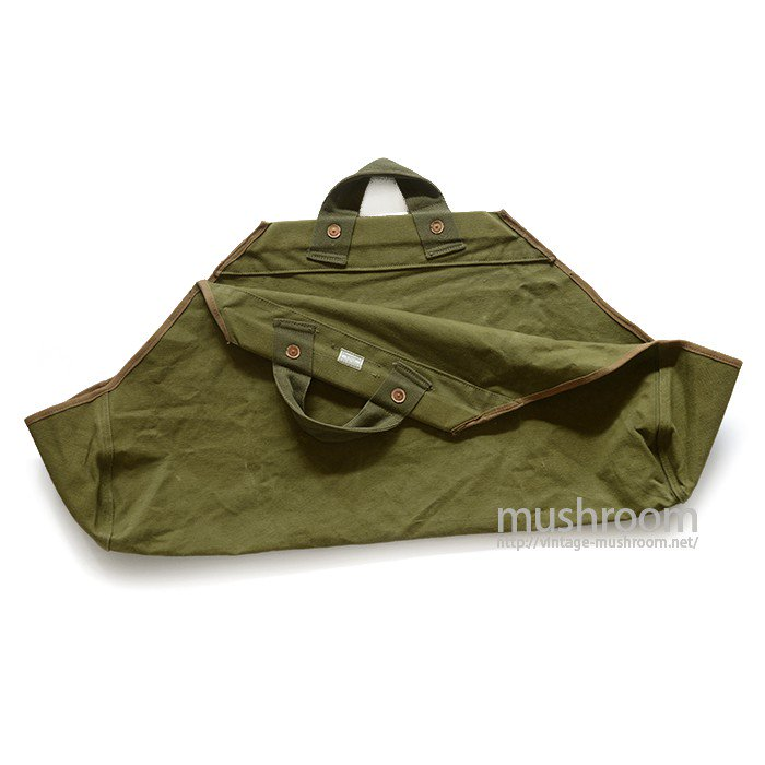 ABERCROMBIE&FITCH FIREWOOD CARRIER CANVAS BAG