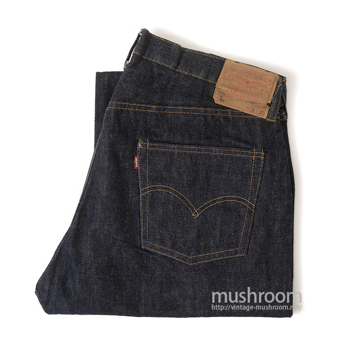LEVI'S 501E ATYPE JEANS( MINT/NON-WASHED )