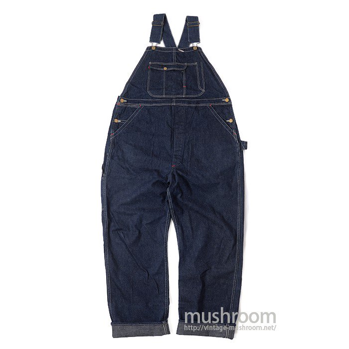 CASEY JOHNS DENIM OVERALL