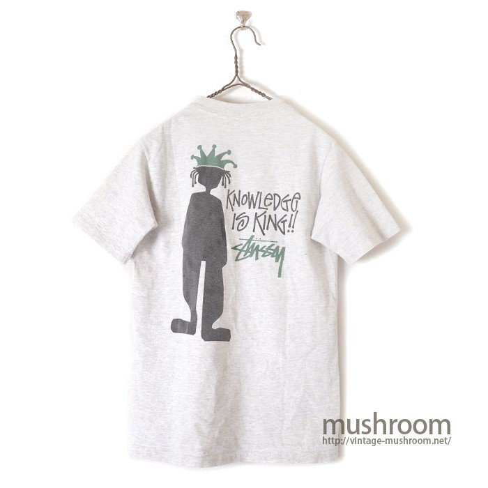 OLD STUSSY T-SHIRT