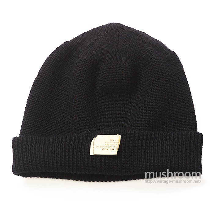 U.S.NAVY KNIT CAP( 77's/MINT )