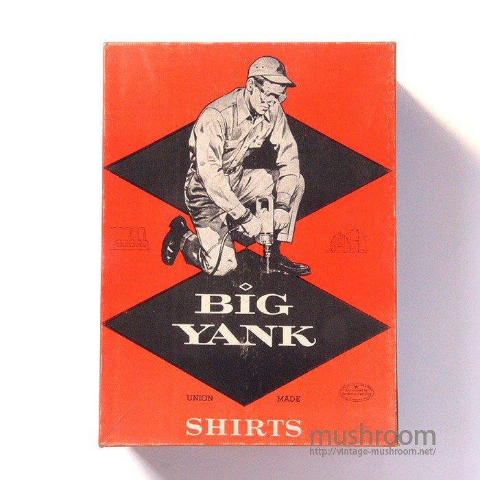 BIG YANK WORK SHIRT PAPER BOX1