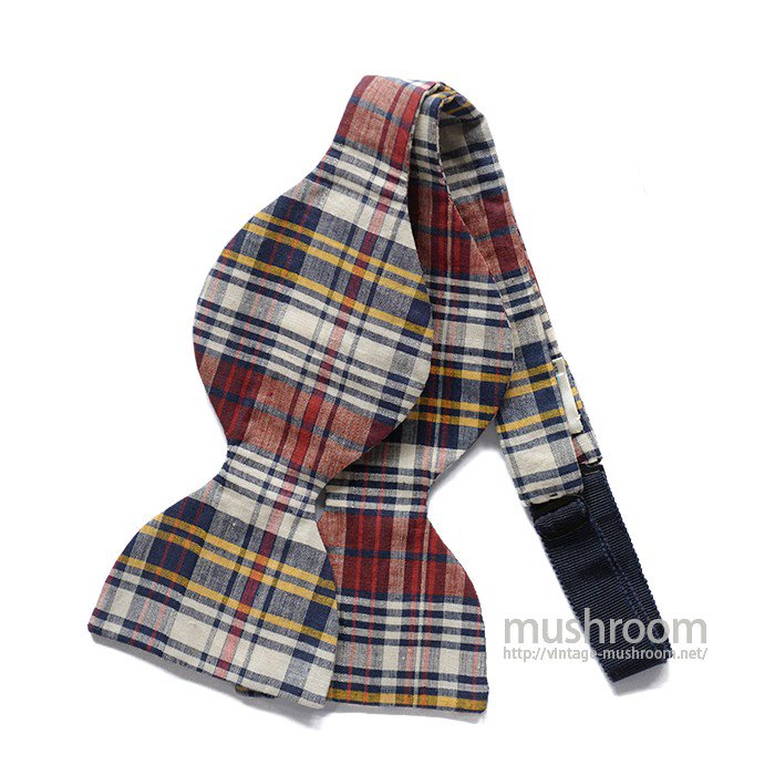 J.PRESS BOW TIE( DEADSTOCK/7 )