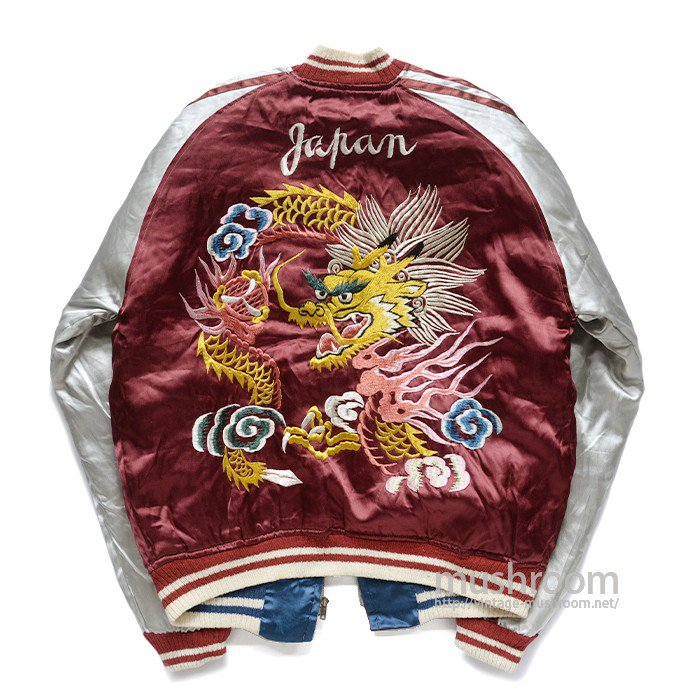 JAPAN SOUVENIR JACKET( DEADSTOCK )