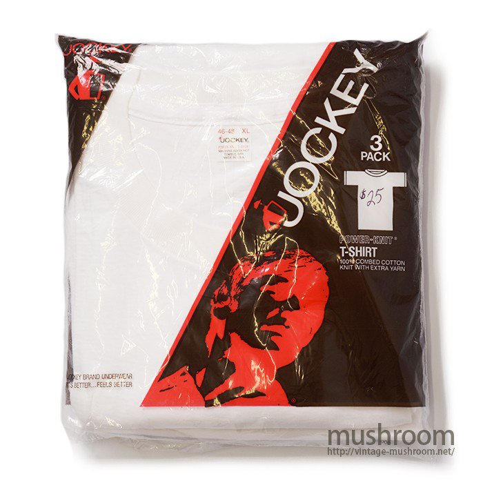 JOCKY 3PACK BLANK T-SHIRT( XL/DEADSTOCK )