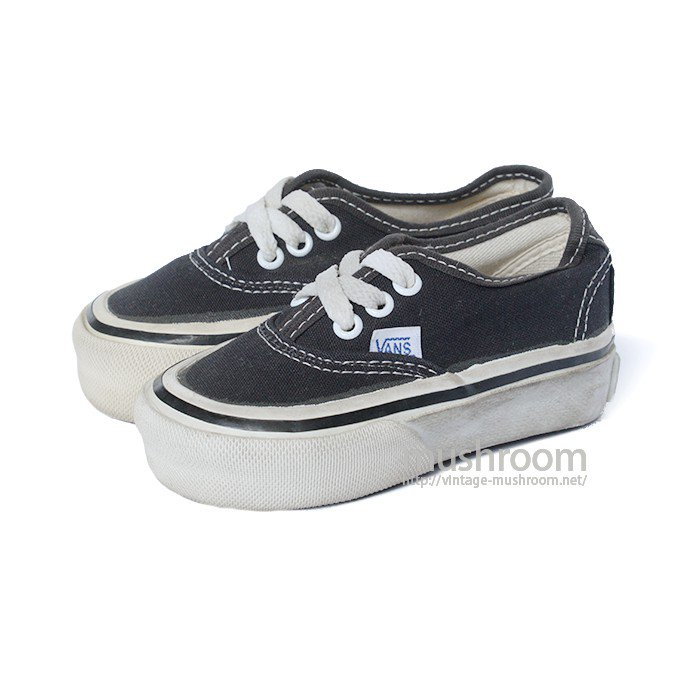 VANS ERA CANVAS SHOES( BABY/DEADSTOCK )