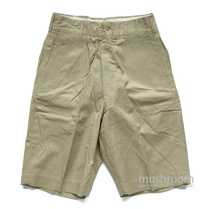U.S.AIRFORCE  CHINO SHORTS( W30L/DEADSTOCK )