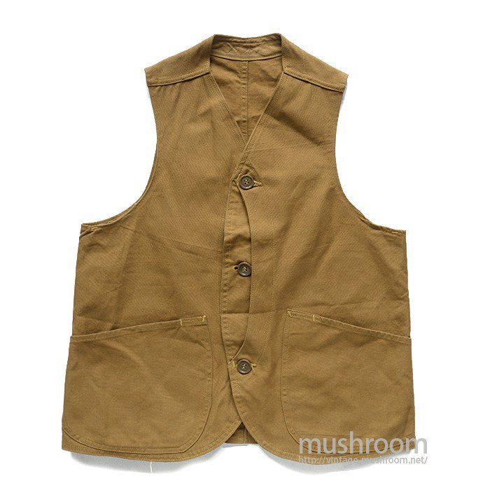 BLUE BILL HUNTING VEST( MINT )