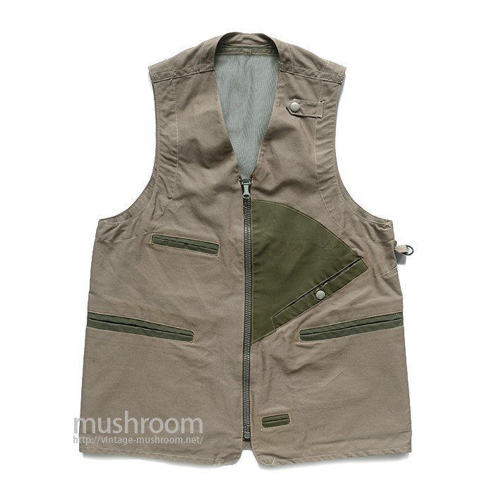 MASLAND FISHING VEST( MINT )