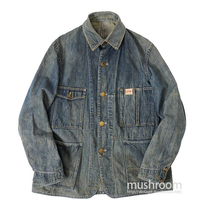 CROWN DENIM COVERALL