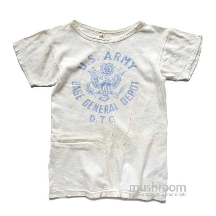 U.S.ARMY T-SHIRT( MADE BY WILSON )