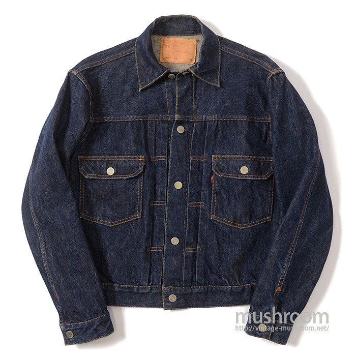 LEVI'S 507XX DENIM JACKET( 38/MINT )