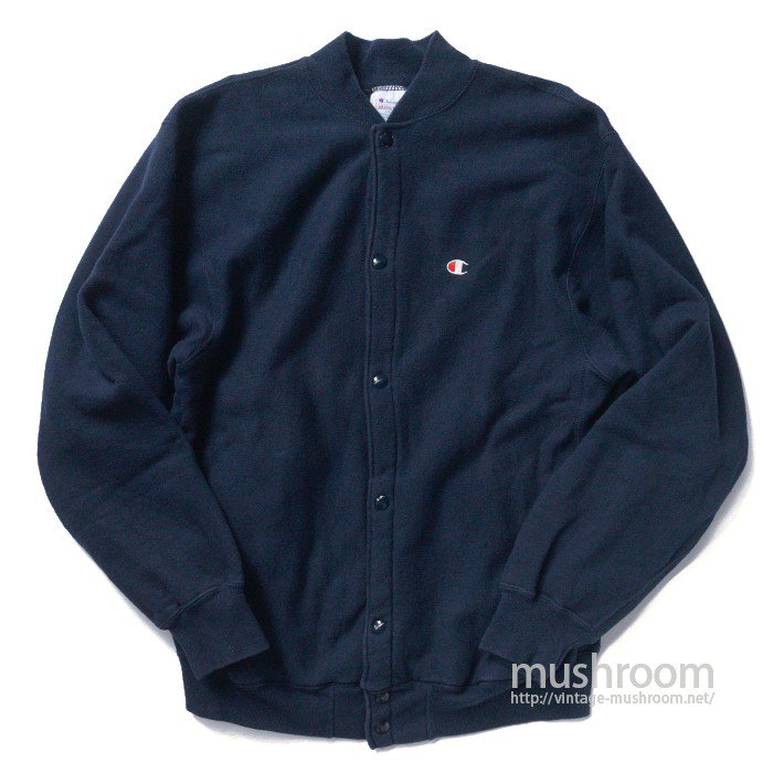 CHAMPION REVERSE WEAVE SNAP JACKET( L/MINT )