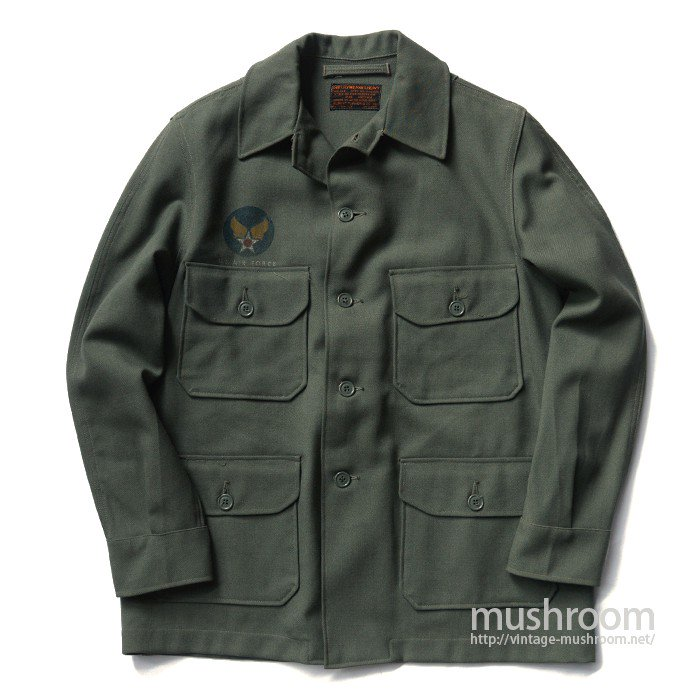 USAF A-1B FLING WOOL SHIRT JACKET( M/MINT )