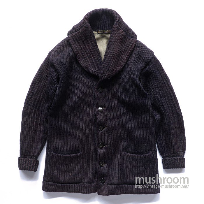 OLD DARK NAVY SHAWLCOLLER CARDIGAN