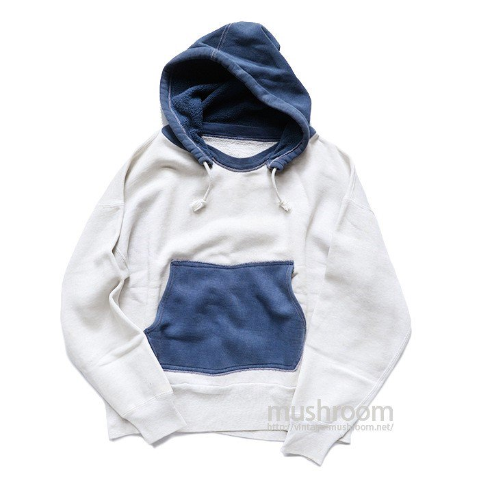 PILGRIM TWO-TONE AFTER HOODY SWEAT SHIRT