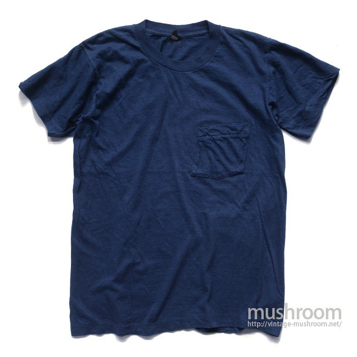 BVD COTTON POCKET T-SHIRT(L/MINT )
