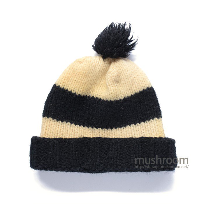 OLD BORDER STRIPE KNIT CAP
