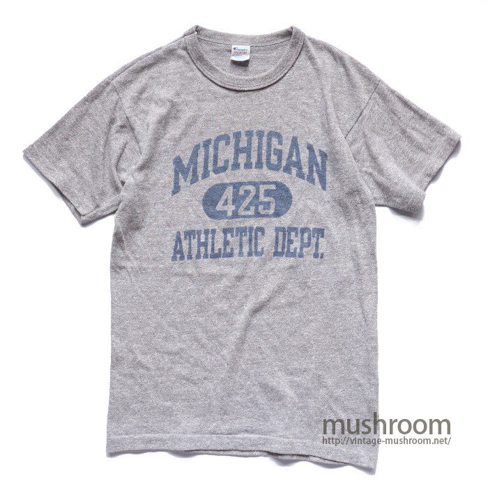 CHAMPION MICHIGAN ATHLETIC DEPT  T-SHIRT