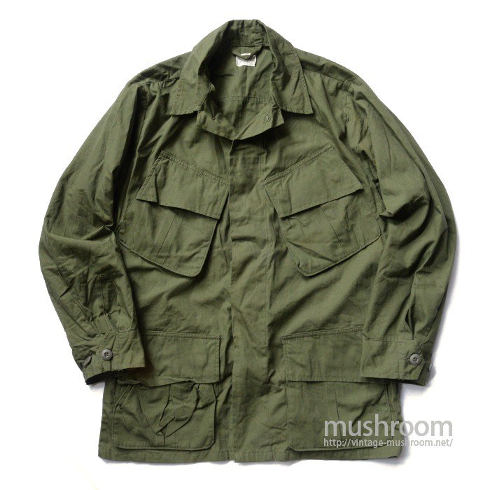 U.S.ARMY JUNGLE FATIGUE JACKET( S/S/DEADSTOCK  )