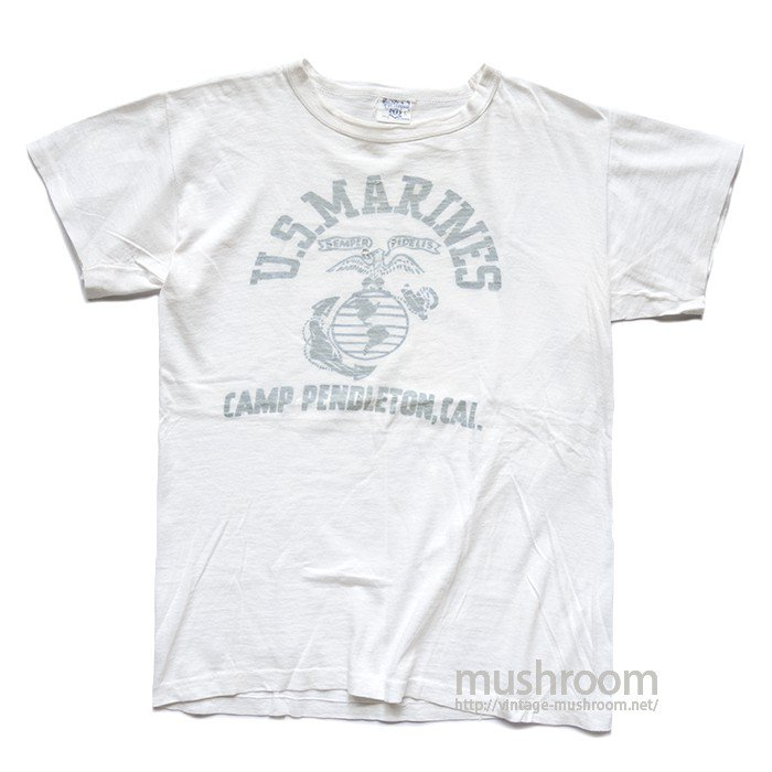 U.S.MARINES COTTON T-SHIRT