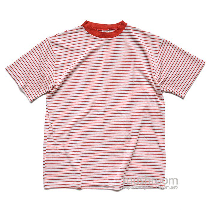 CAMPUS BORDER STRIPE T-SHIRT
