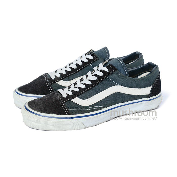 VANS OLD SKOOL CANVAS SHOES