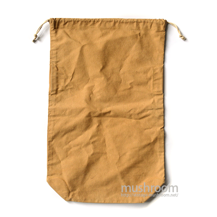 L.L.BEAN BROWN CANVAS BAG