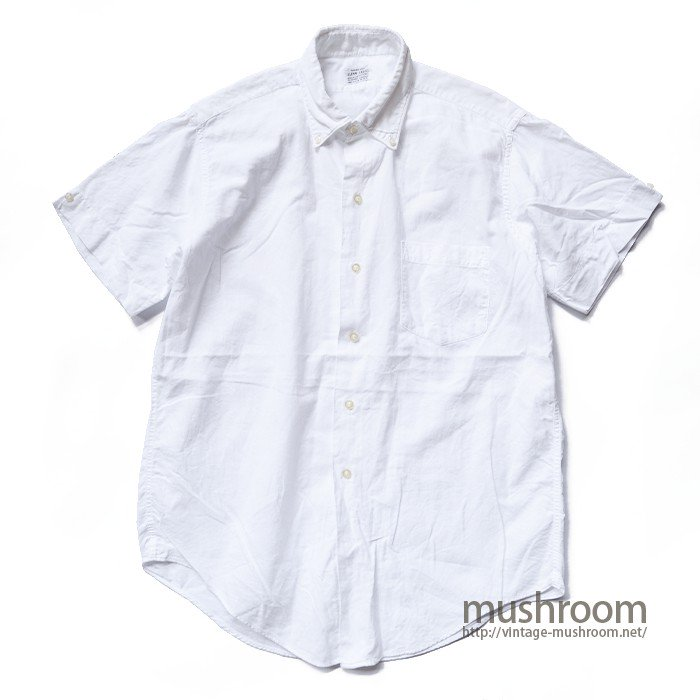 GRENN-GREGG SHORT-SLEEVE OXFORD BD SHIRT( MINT )