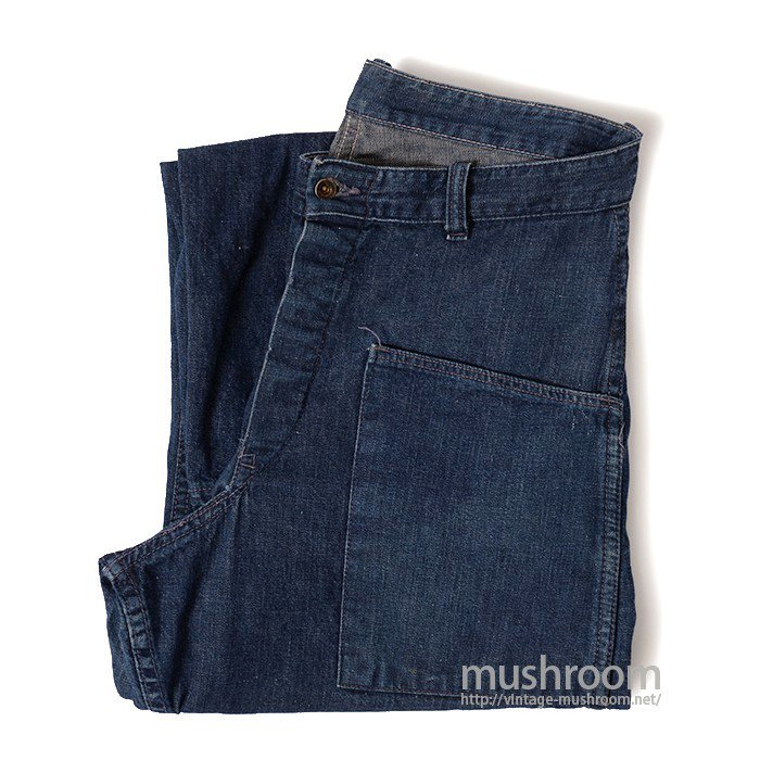 WW2 U.S.NAVY DUNGAREE DENIM TROUSERS
